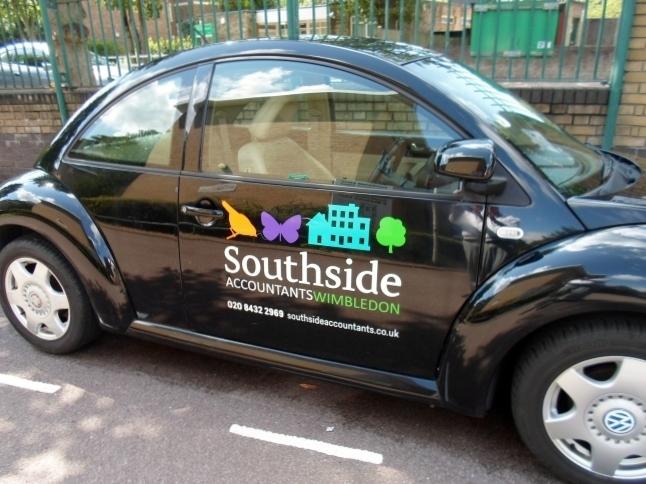 2014_08 Car Branding Driver Side