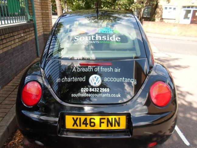 2014_08 Car Branding Rear